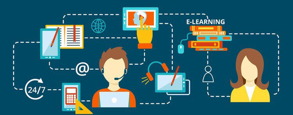 how blended learning works