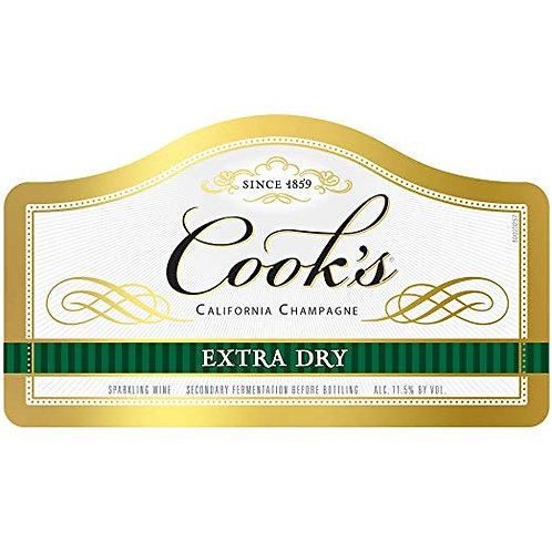 COOK'S EXTRA DRY -  750ML
