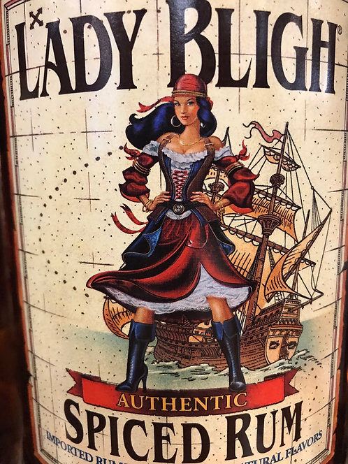 LADY BLIGH SPICED RUM -  1L