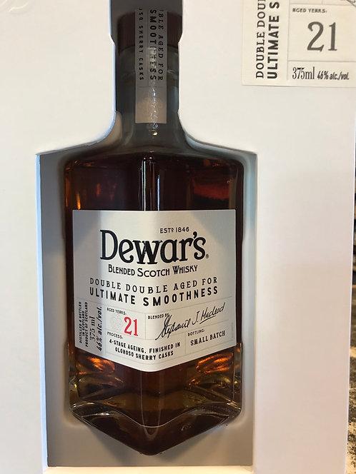 Dewars 21YR 375ml