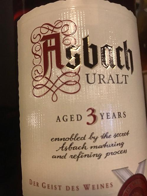 ASBACH URALT COGNAC -  750ML