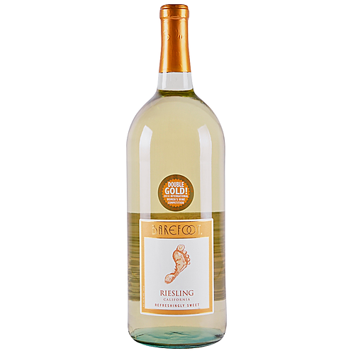 BAREFOOT RIESLING -  1.5L