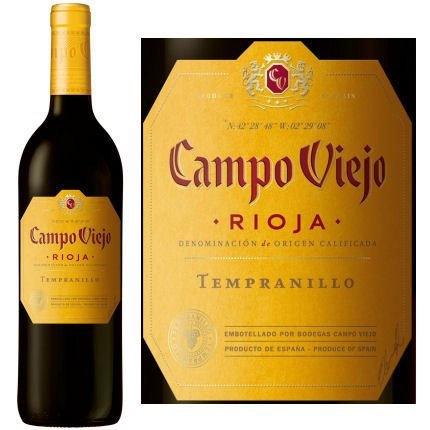 CAMPO VIEJO TEMPRANILLO -  750ML