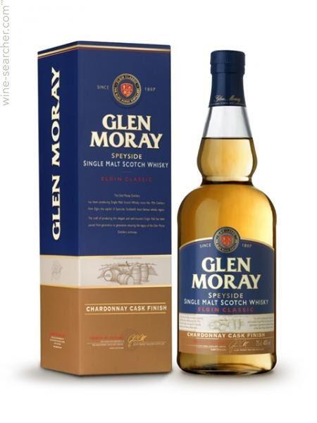 GLEN MORAY CHARDONNAY CASK SCOTCH -  750ML