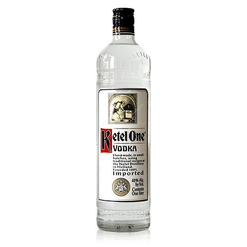 KETEL ONE VODKA -  1L