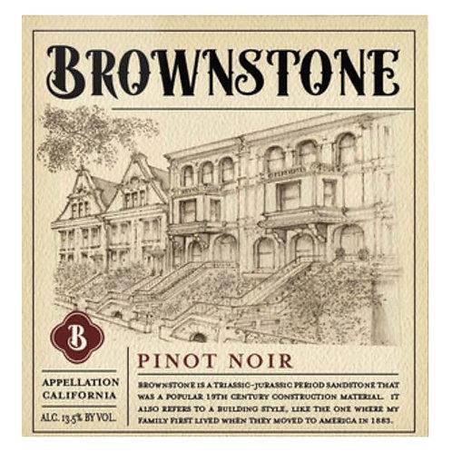 BROWNSTONE PINOT NOIR -  750ML