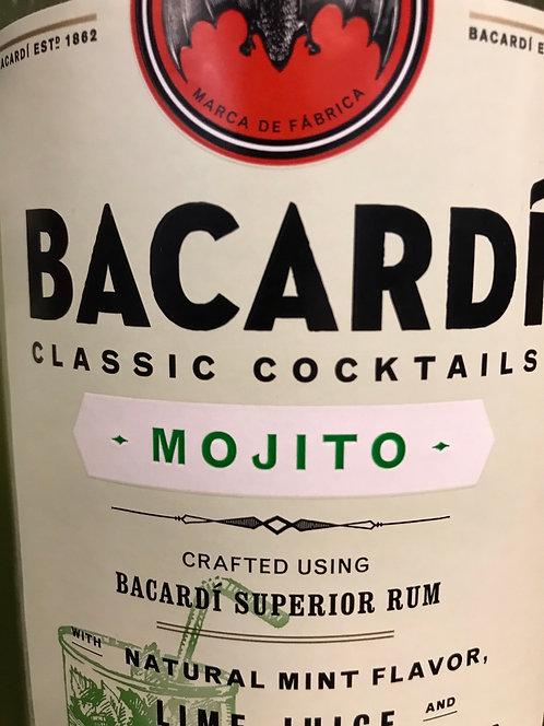 BACARDI MOJITO COCKTAIL -  1.75L