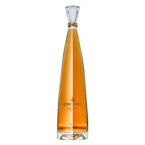 CINCORO TEQUILA ANEJO 750ML