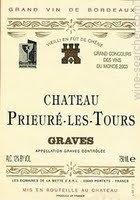 CHATEAU PRIEURE LES TOURS -  750ML