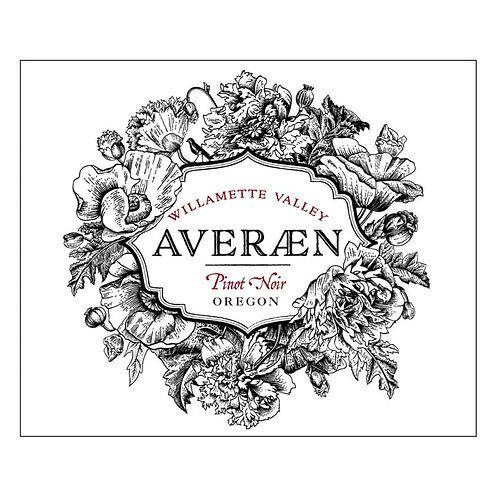 AVERAEN PINOT NOIR WILLAMETE VALLEY -  750ML