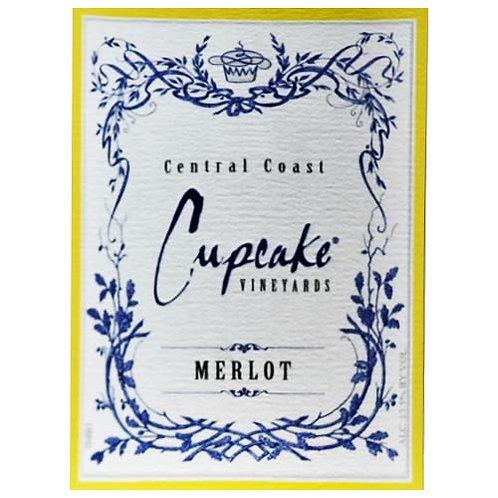 CUPCAKE MERLOT 750ML