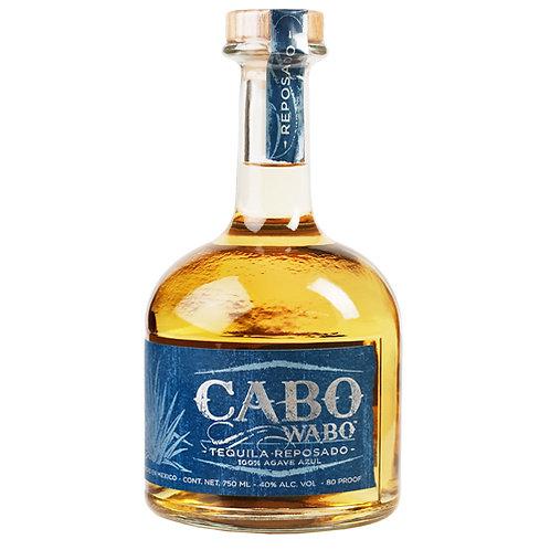 CABO WABO TEQUILA REPOSADO -  750ML