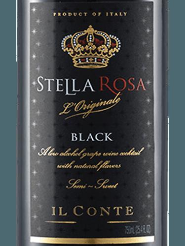 STELLA ROSA BLACK 750ML