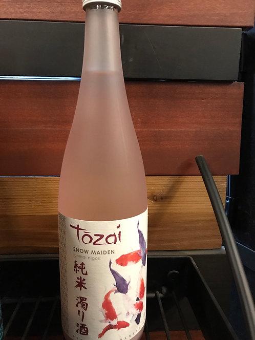 TOZAI JUNMAI NIGORI SAKE -  720ML