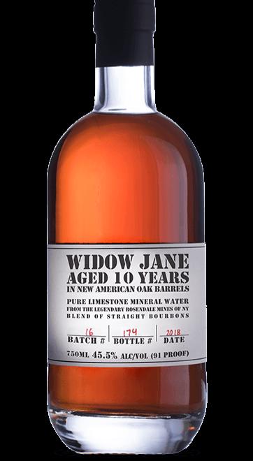 WIDOW JANE BOURBON -  750ML
