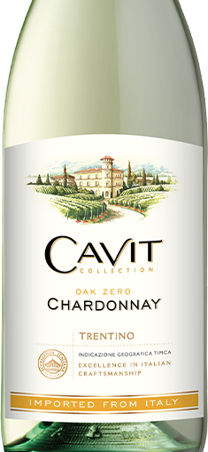 CAVIT CHARDONNAY -  4PK