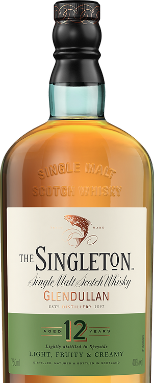 SINGLETON SCOTCH 12 YR 750ML