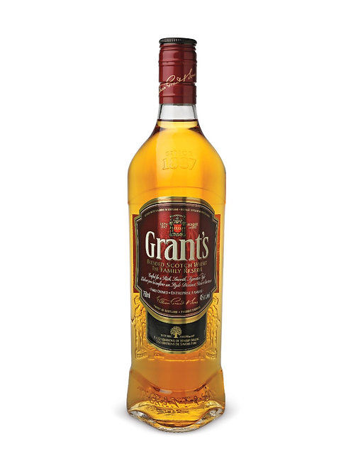 GRANTS SCOTCH -  1.75L