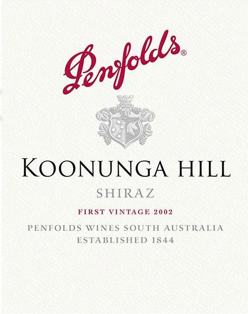 Penfolds Koonunga Hill Shiraz 2017 750ml