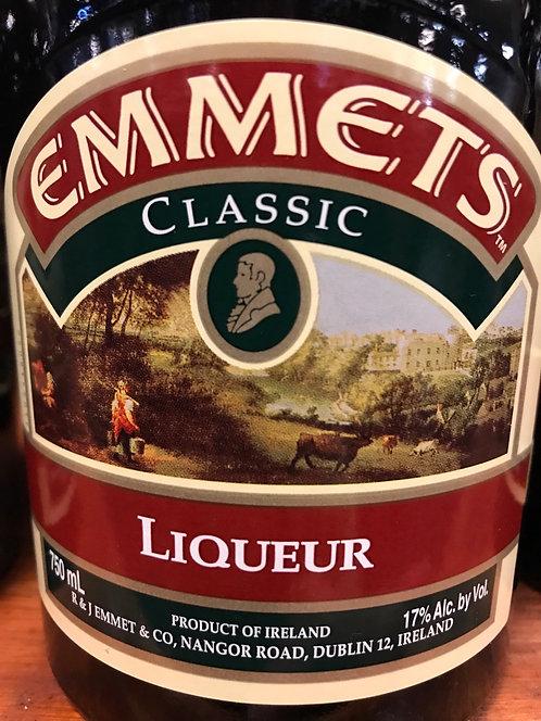 EMMETTS IRISH CREAM -  750ML
