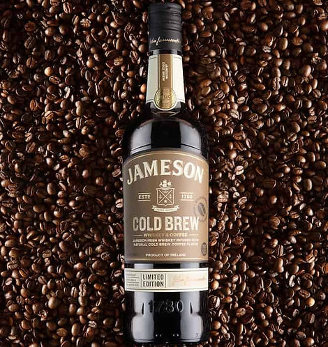 JAMESON COLD BREW 750ML