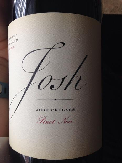 JOSH CELLARS PINOT NOIR -  750ML