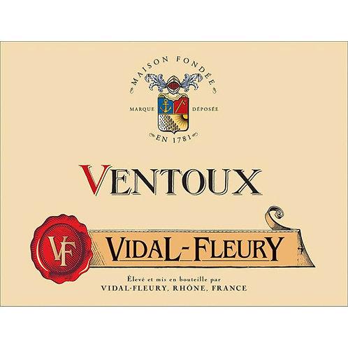 VIDAL-FLEURY VENTOUX 750ML