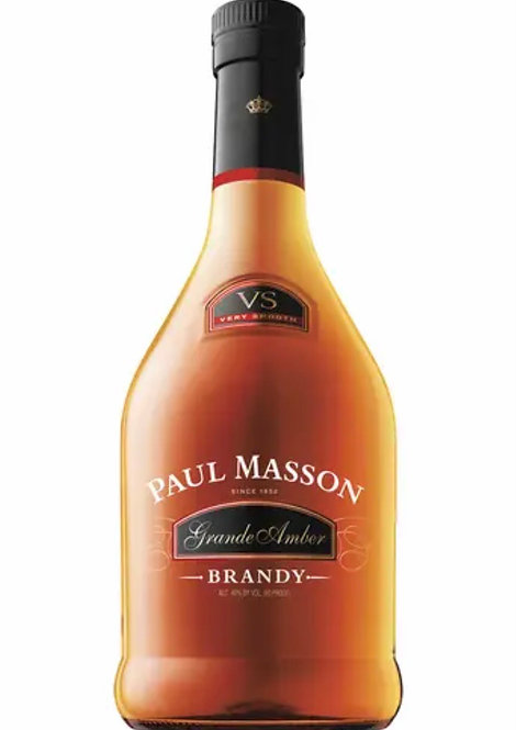 Paul Masson brandy 750ml