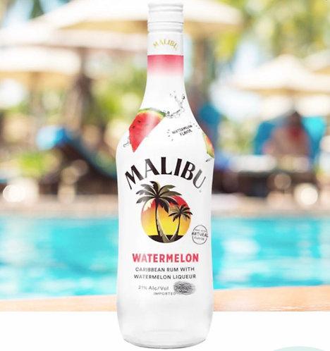 Malibu Watermelon Rum 1Li