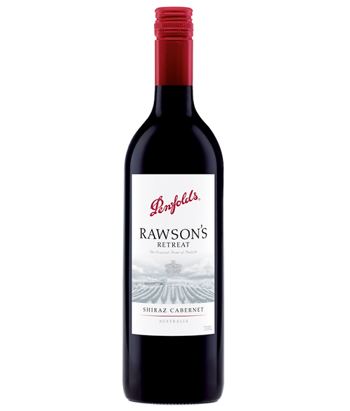 PENFOLDS RAWSON RETREAT SHIRAZ CABERNET -  750ML