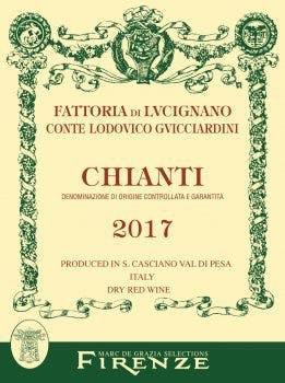 LUCIGNANO CHIANTI 750ML