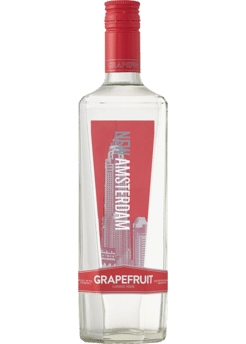 NEW AMSTERDAM VODKA GRAPEFRUIT -  50ML