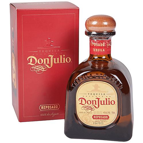 DON JULIO TEQUILA REPO -  750ML