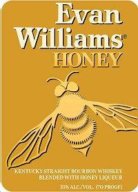 EVAN WILLIAMS HONEY -  1.75L