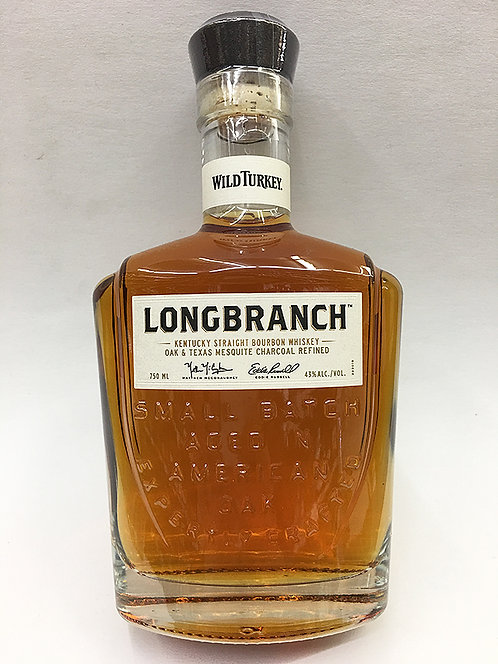 WILD TURKEY LONG BRANCH -  750ML