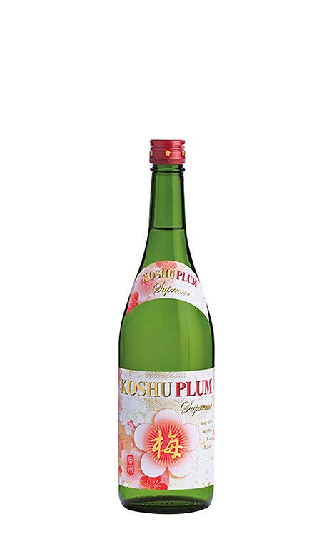 KOSHU PLUM WINE 750ML