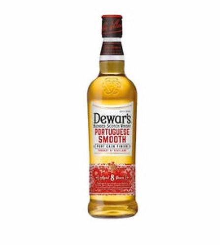 Dewar's Portuguese Smooth Port Cask Finish 750ml