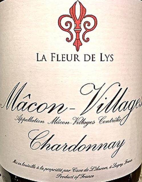LA FLEUR DE LYS MACON VILLAGES 750ML