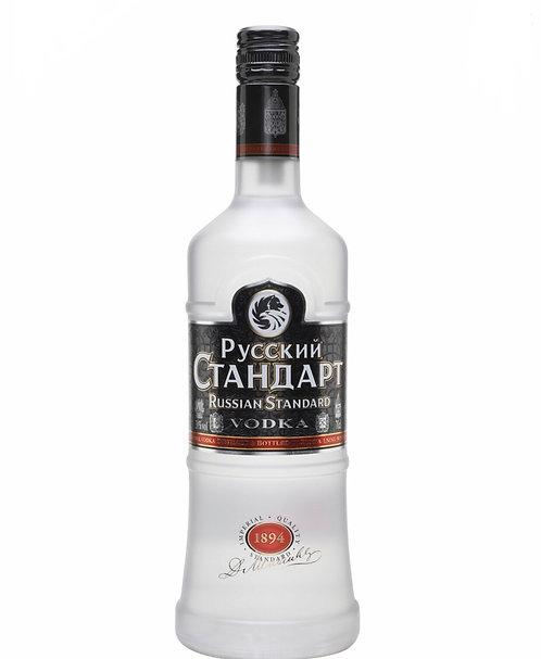 RUSSIAN STANDARD ORIGINAL VODKA 1.75LI
