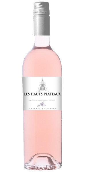 LES HAUTS PLATEAUX ROSE -  750ML
