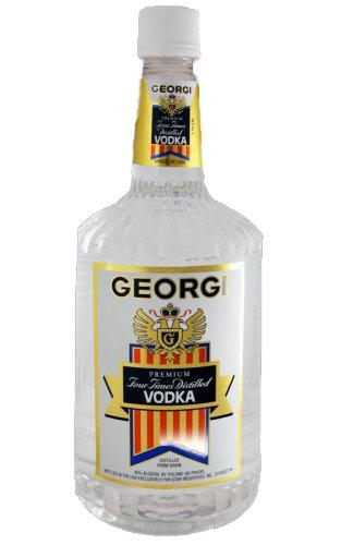 GEORGI VODKA -  1.75L