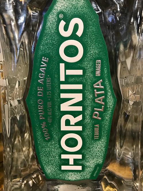 HORNITOS PLATA 1.75L