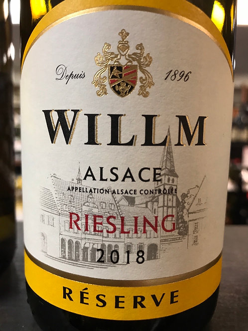 Alsace willm Riesling 750ml