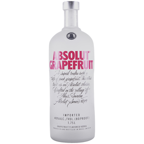 ABSOLUT GRAPEFRUIT 1.75L