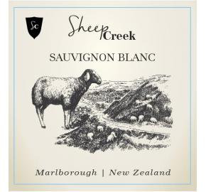 SHEEP CREEK SAUVIGNON BLANC -  750ML