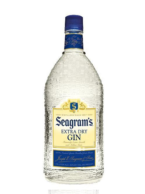 SEAGRAMS GIN -  1.75L