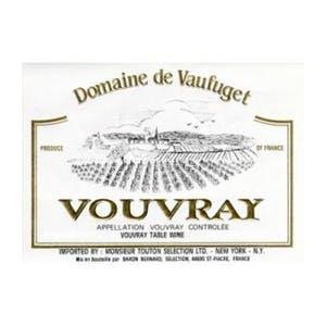 DOMAINE DE VAUFUGET VOUVRAY -  750ML