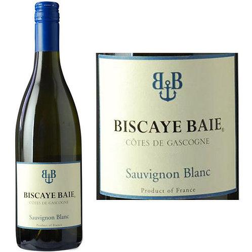 BISCAYE BAIE SAUVIGNON BLANC 750ML
