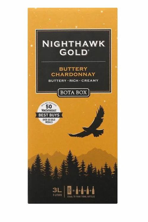 Bota Box Nighthawk Gold Chardonnay 3Li