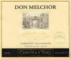DON MELCHOR CABERNET -  750ML